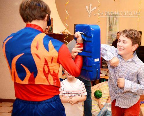Детский День Рождения в стиле Тачки