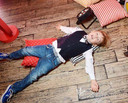 Детский День Рождения в стиле Mikki Maus