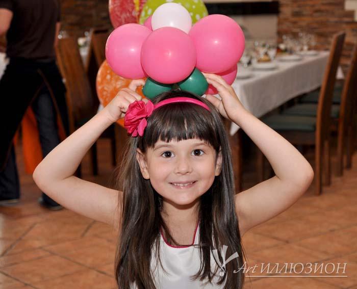Детский День Рождения в стиле Тачки Minions