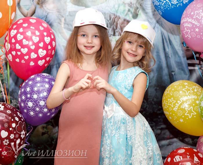 Детский День Рождения в стиле Алиса в Стране Чудес