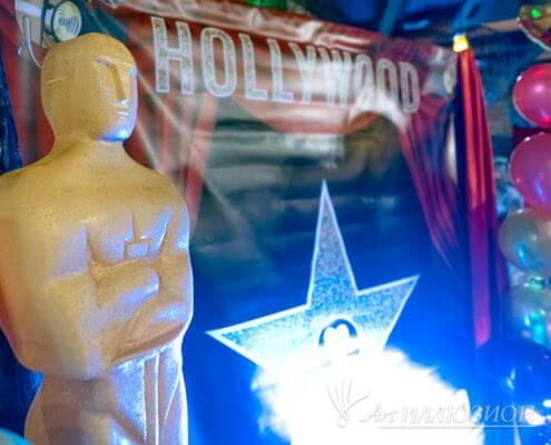 Фотозоны и Декор Hollywood