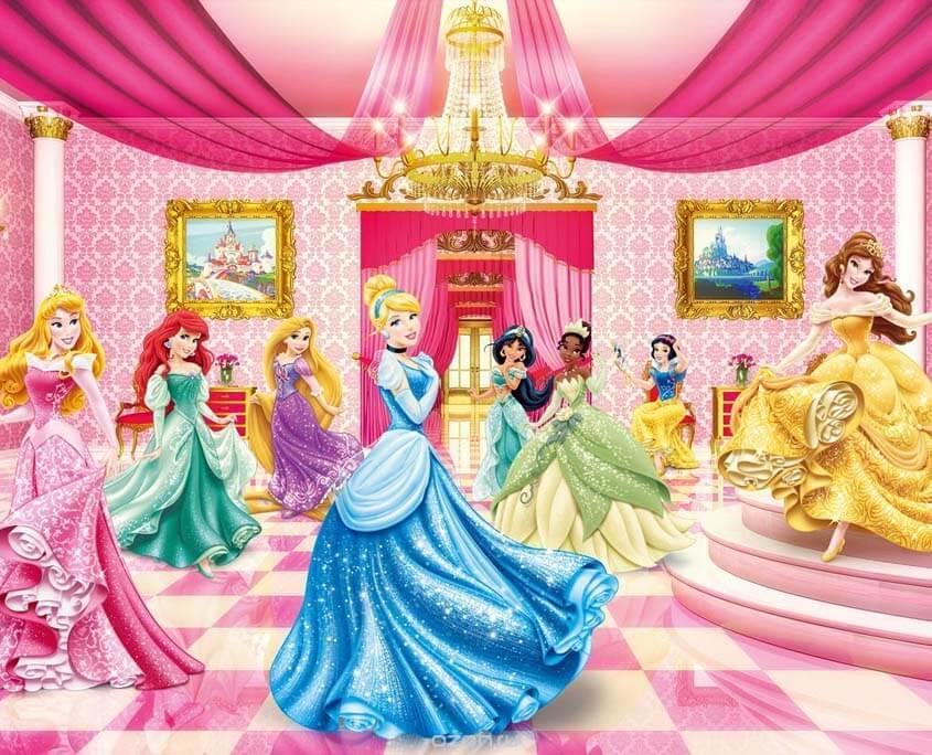 Новогодние Праздники для Детей в Киеве. Princess BAL