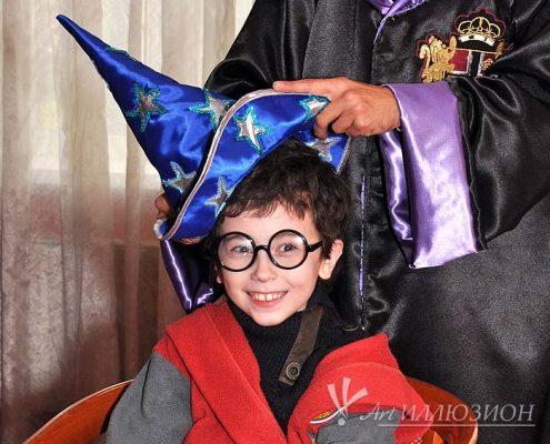 Детский День Рождения в стиле Harry Potter
