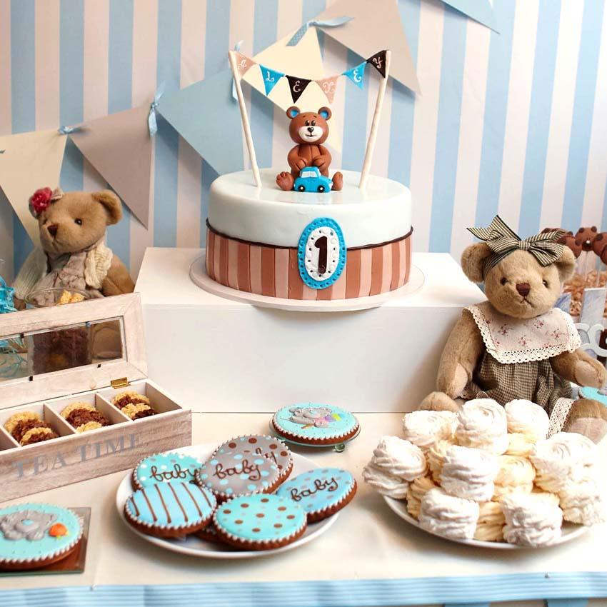 Кенди бар и торт на заказ на День рождения ребенка Киев