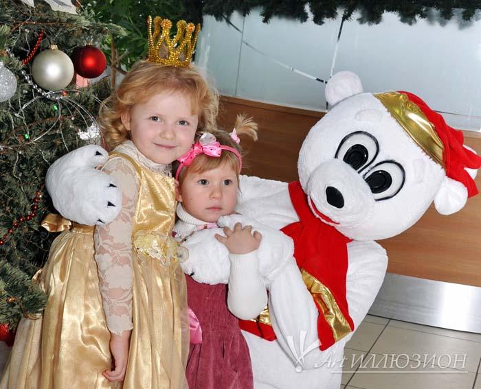 Новогодние праздники для детей