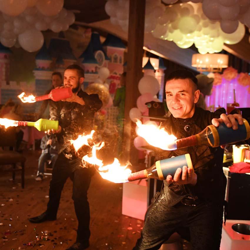 Организация Праздников в Киеве от event-agency Арт-Иллюзион