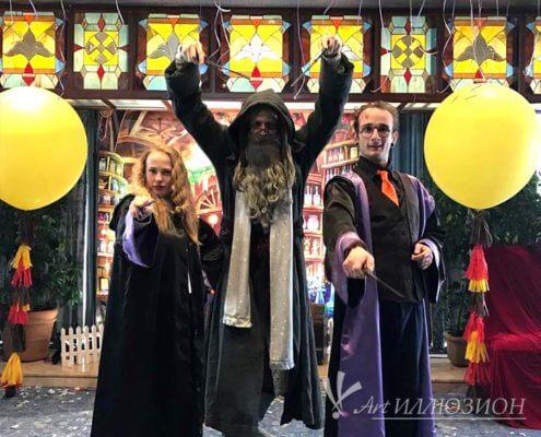 Аниматоры Киев, Фотозоны и Декор Harry Potter