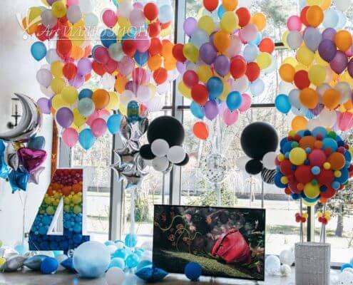 Аниматоры Киев на Детский день рождения в стиле Фиксики
