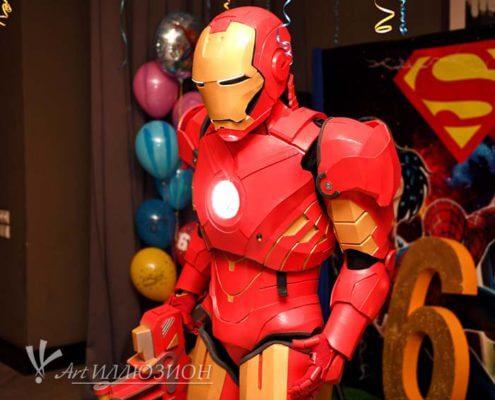 Аниматоры Киев на детский праздник в стиле Супергерои