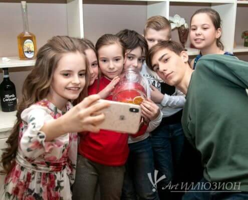 Аниматоры Киев на Детский день рождения в стиле YouTube
