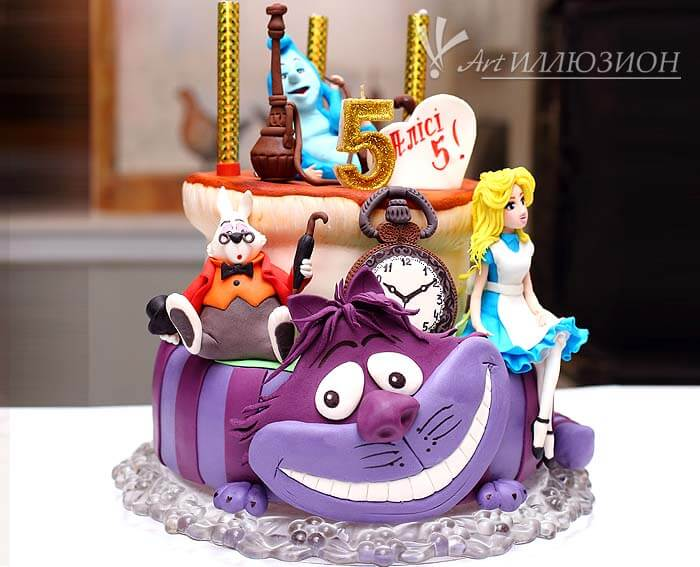 Торт на заказ на День рождения ребенка Киев для девочки