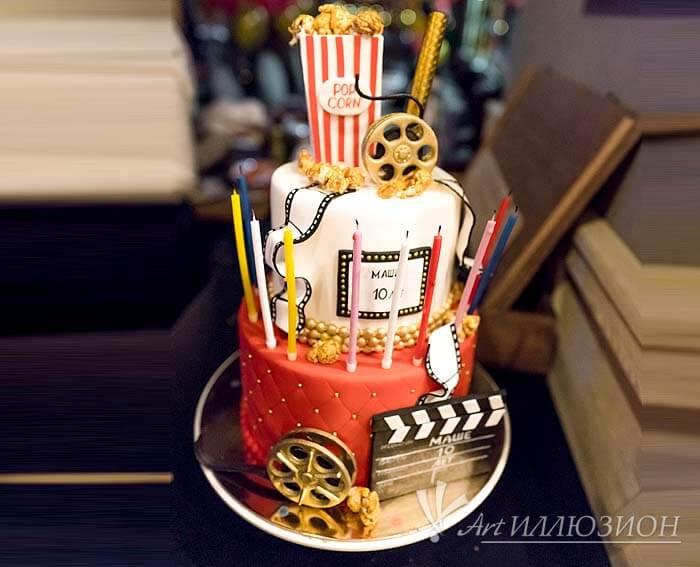 Торт на заказ на День рождения ребенка Киев