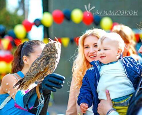 Шоу программа для детей и взрослых на праздник