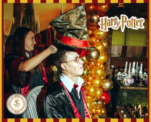 Аниматоры Киев на Детский день рождения в стиле Harry Potter