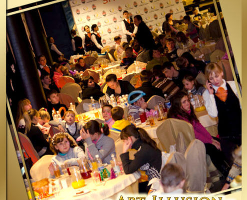 Организация мероприятий Киев для Фонда Рината Ахметова