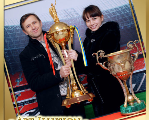 Проведение праздников и мероприятий для Фонда Рината Ахметова